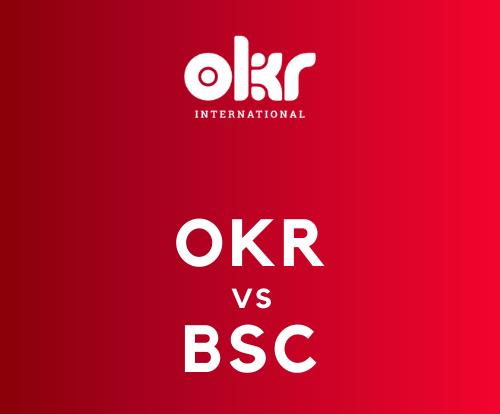 OKR VS BSC