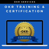 OKR Training Certification